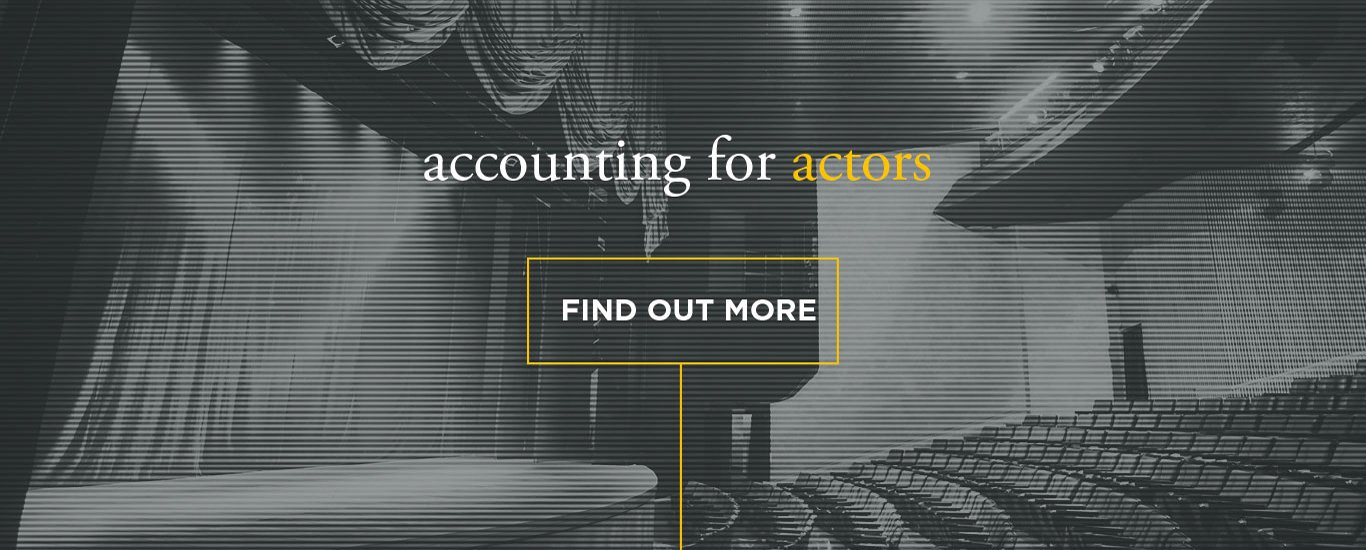 Accounts and Tax Advice for Actors Actorstax