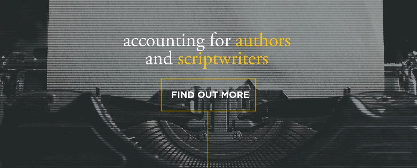 Accounts and Tax Advice for Authors Actorstax